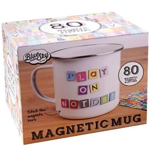 Magnetic Message Mug  (MMM)