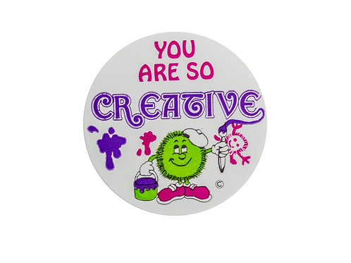 You are so Creative Stickers  (F27)