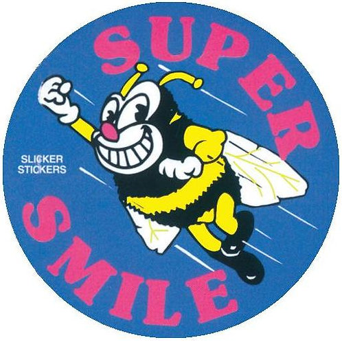 Super Smile Stickers  (21)
