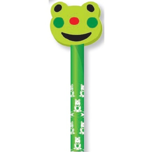 Frog Pencil with Eraser  (53060)