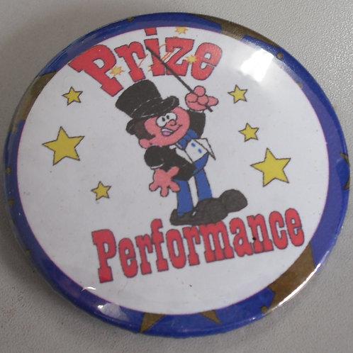 Prize Performance Badge (BA529)