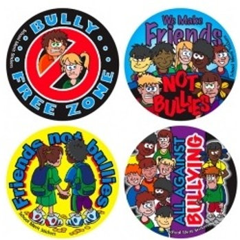 Bullying Stickers  (925)