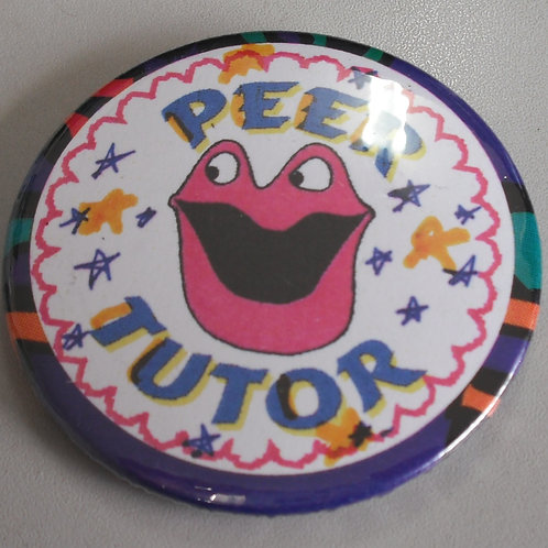Peer Tutor Badge (BA530)