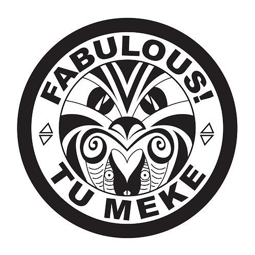 Tu Meke/Fabulous Stickers  (815)