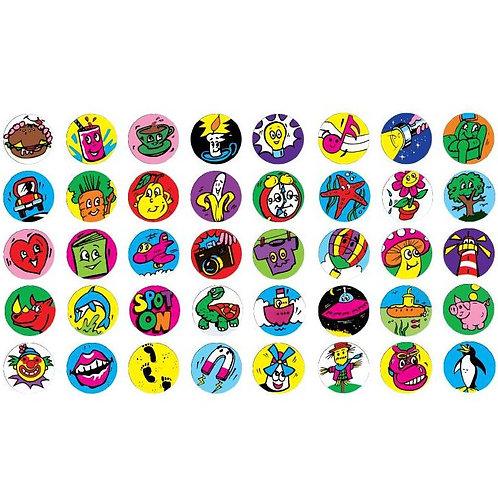 Mini Multi Pack Stickers  (247)