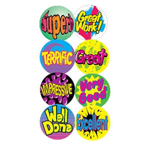 Mini Merits Multi Pack Stickers  (248)