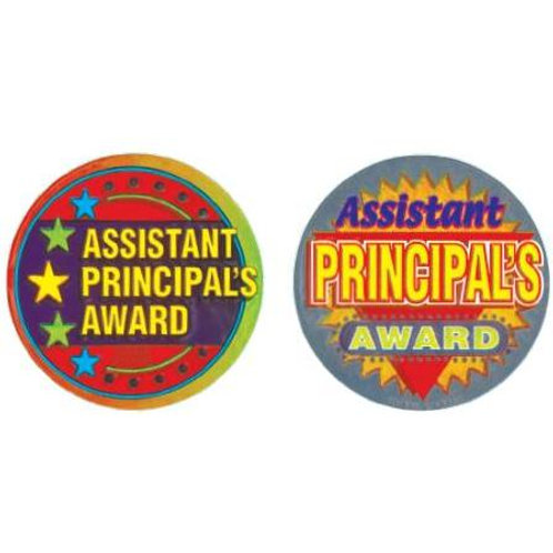 Assistant Principals Award Multi Pack Stickers  (588)