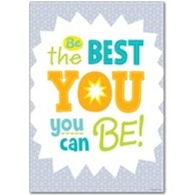 Be the best You you can be Poster  (0312)
