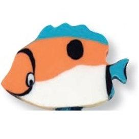Tropical Fish Topper Eraser  (52956)