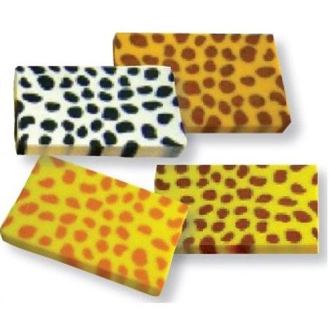 Animal Decorative Bar Eraser  (53817)