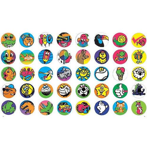 Mini Multi Pack Stickers  (246)