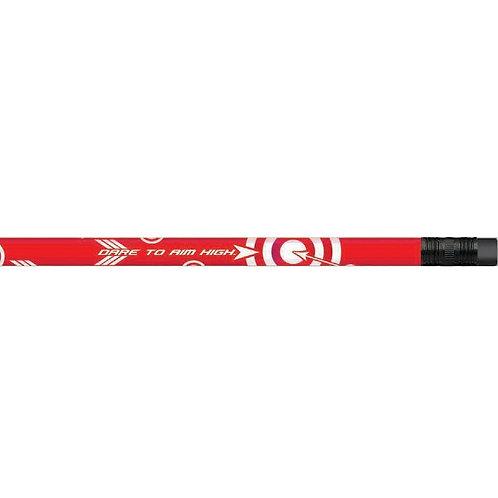 12pk Dare to Aim High Pencils  (52181)
