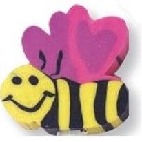 Bee Topper Eraser  (52978)
