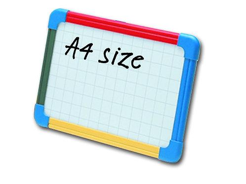 1x Magnetic A4 Board  (MA4)