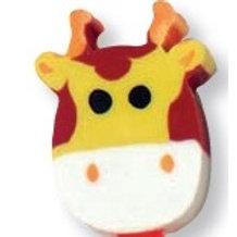 Giraffe Topper Eraser  (52998)
