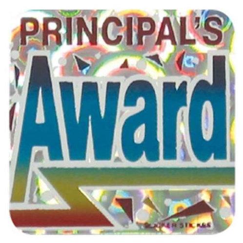 Principals Award Metallic Stickers  (572)