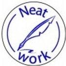 Neat Work Stamp  (ST247)