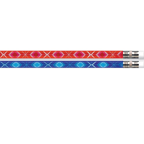 12pk Be Dazzled Glitz Pencils  (52217)