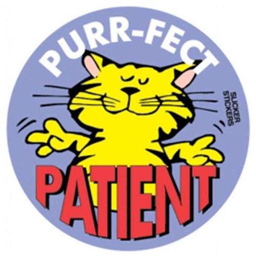 Purr-fect Patient Stickers  (5)