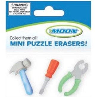 Mini Fun Tools Erasers  (52426)