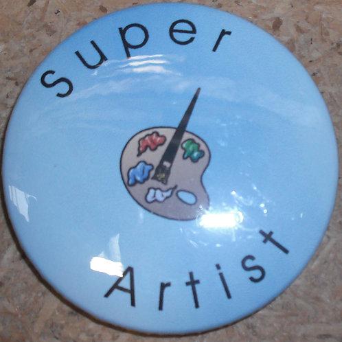 Super Artist Badge (BA524)