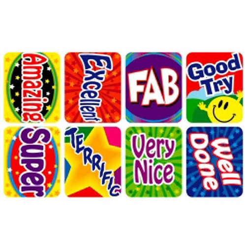 Amazing Excellent Multi Pack Stickers  (368)