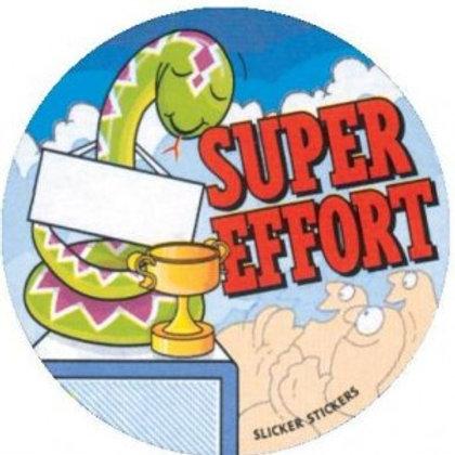 Super Effort Stickers  (219)