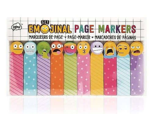 Emojinal Page Markers