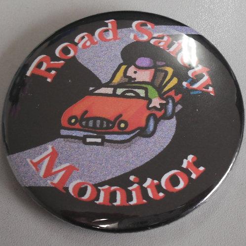 Road Safety Monitor Badge (BA527)