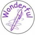 Wonderful Pen Stamp  (ST279)