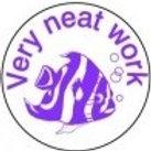 Very neat work Fish Stamp  (ST270)