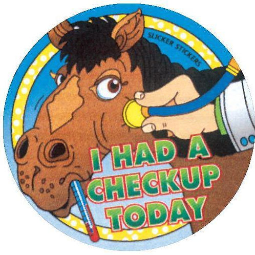 I had a Check up Today Stickers  (33)