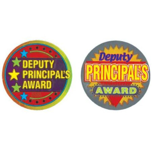 Deputy Principals Award Multi Pack Stickers  (577)