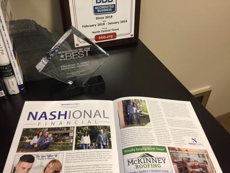 The Spotlight's on Nashional!