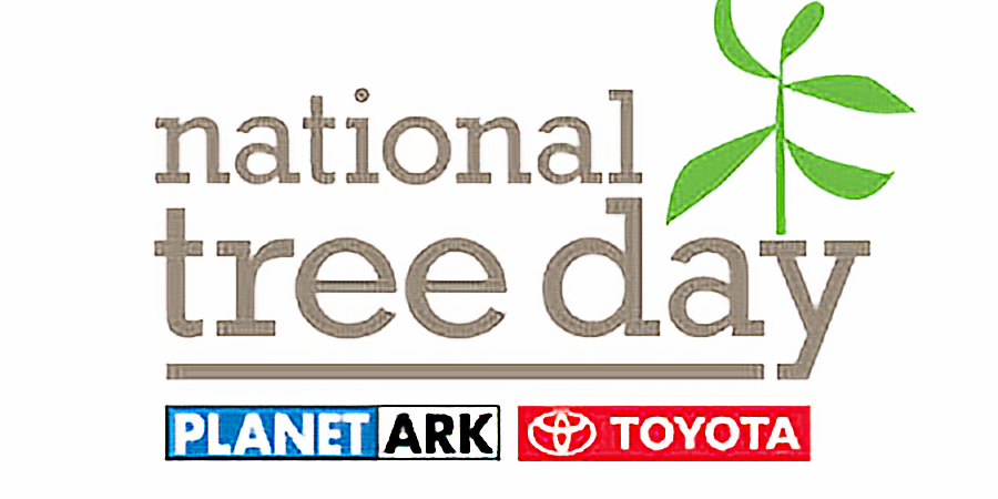 National Tree Day - Tree planting