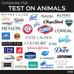 Hayvanlar üzerinde deney yapan firmaları biliyor musunuz?