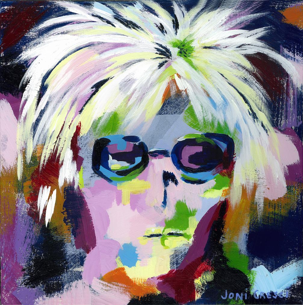 Older Andy Warhol