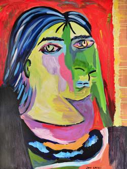 Picasso Portrait II