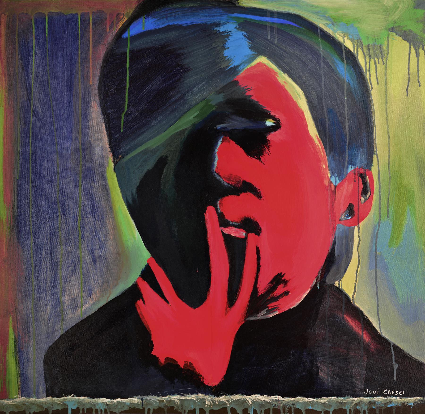 Andy Warhol Self Portrait I