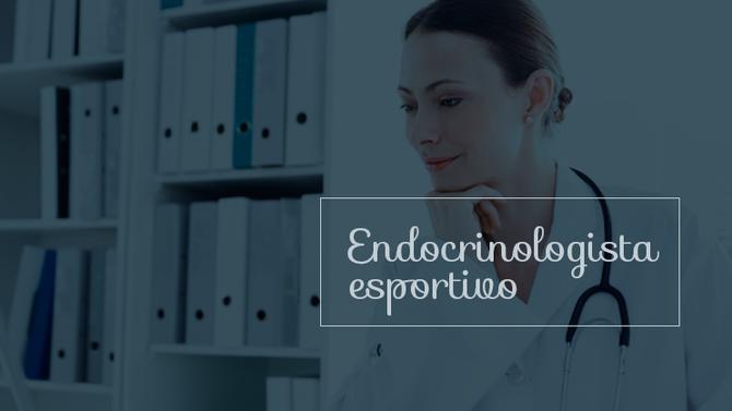 Entenda o que o Endocrinologista esportivo pode fazer por você