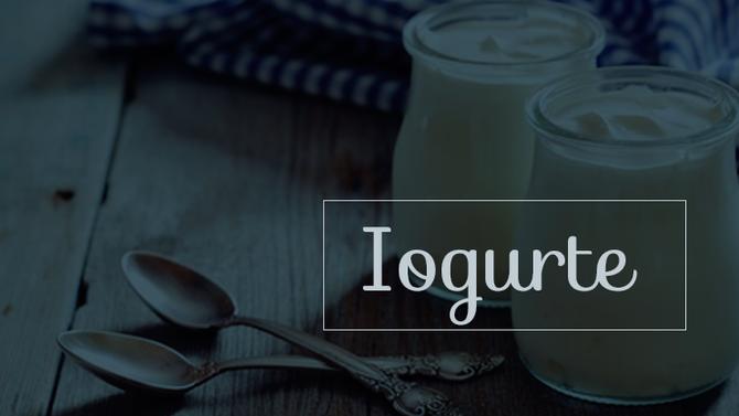 Tomar iogurte protege os ossos, afirma estudo.