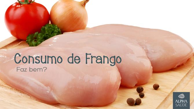 Porque o consumo de frango pode NÃO ser um aliado na batalha por uma alimentação saudável