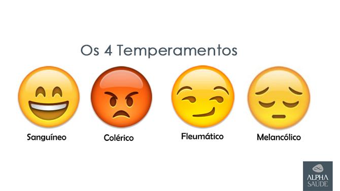 Mente sã, corpo são: você sabe qual é o seu temperamento?