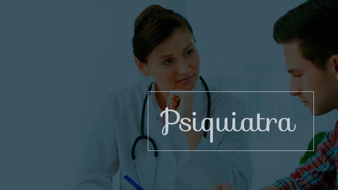 Você sabe por que um médico psiquiatra é necessário?