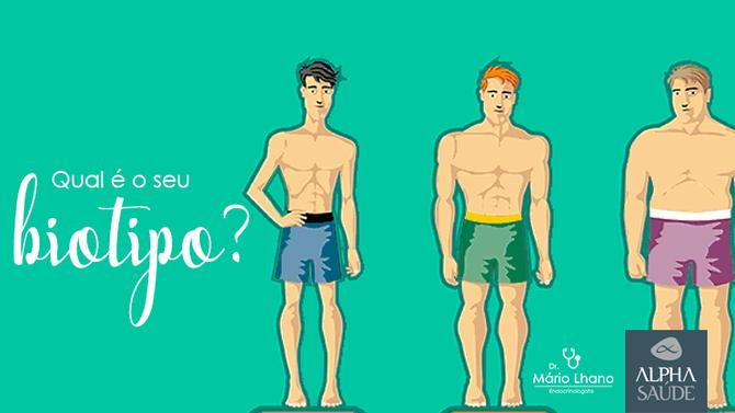 Qual é o seu biotipo e o que ele pode dizer sobre você?