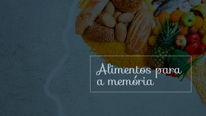 6 alimentos que melhoram a memória para entrar no seu cardápio já