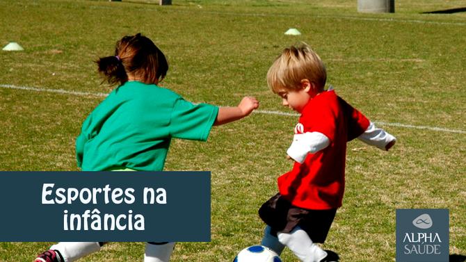 Disciplina, força e desenvolvimento:  a importância do esporte na infância.