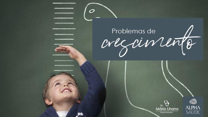 Problemas de crescimento: o que eu posso fazer para ajudar a sua família?