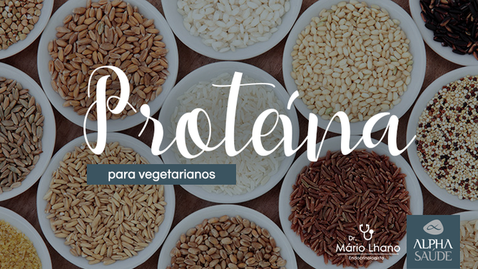 """""""Mas e a proteína""""? Caso você seja vegetariano e ouça sempre essa pergunta, este texto é para você:"""