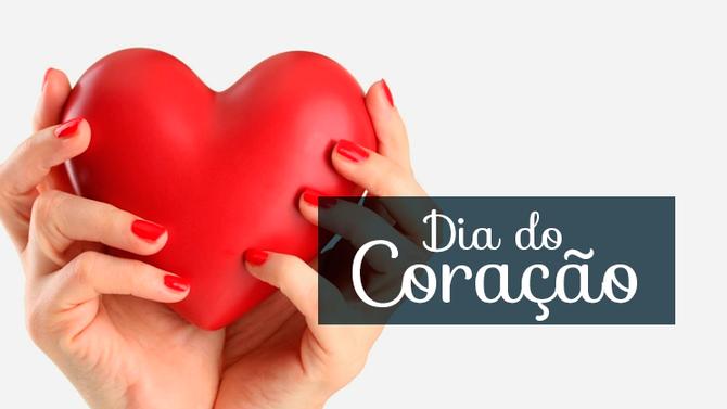 29 de setembro Dia Mundial do Coração.